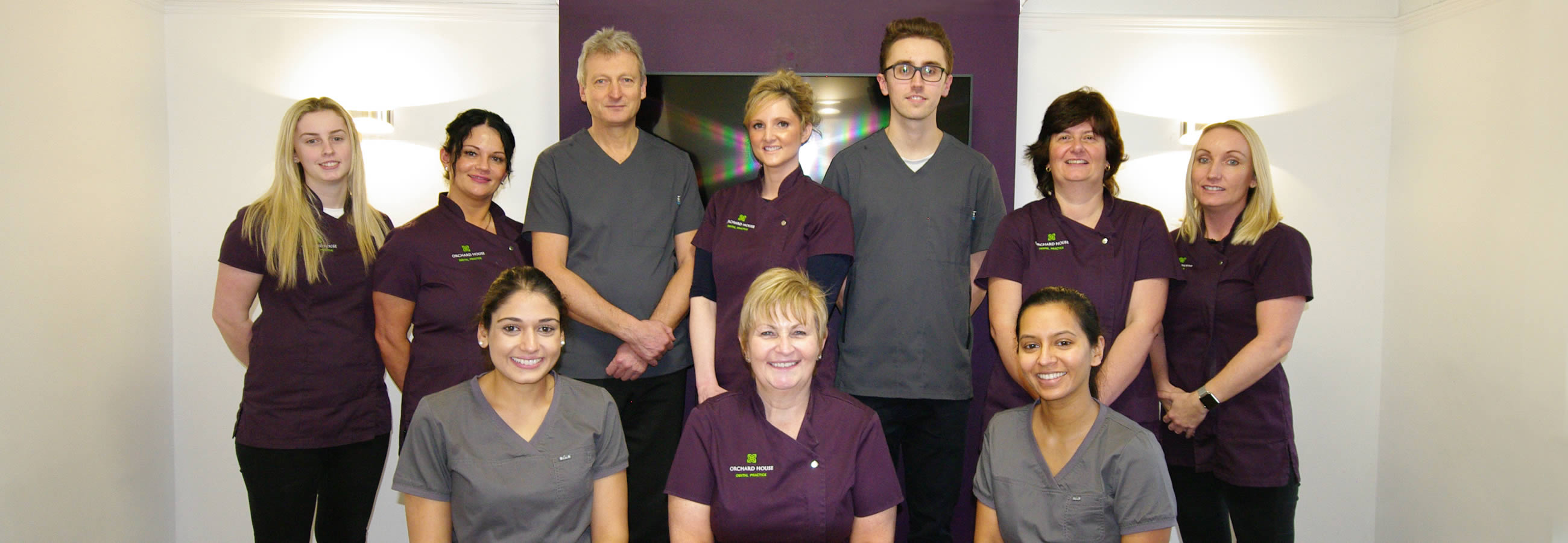 Orchard House Dental Team